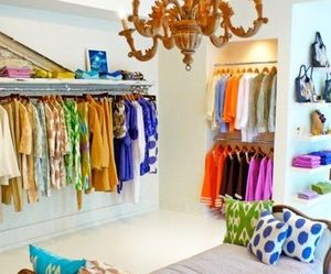 closet, room, and decor image