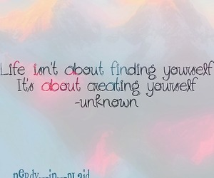 everyone, life quotes, and finding yourself image