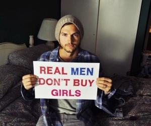 ashton kutcher, boy, and men image