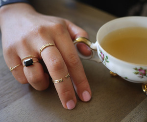 tea and rings image