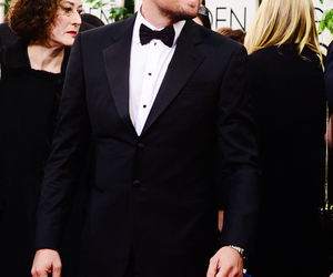 golden globe, actor, and handsome image