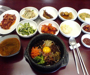 korean, korean food, and food image