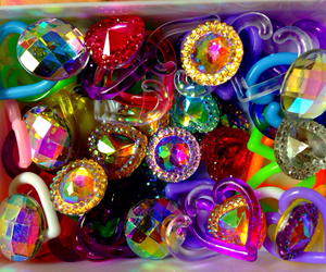 jewels and colorful image