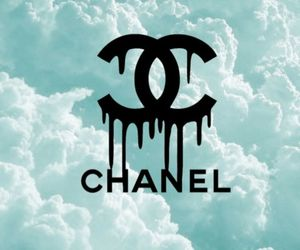 sky, background, and chanel image