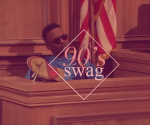 swag and 90s image