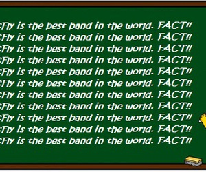 band, McFly, and simpsons image