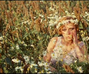 1966, daisies, and film still image