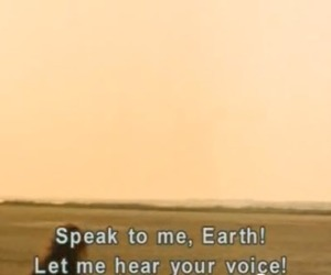 earth, quote, and speak image