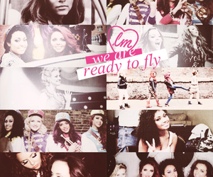 ready to fly and little mix image