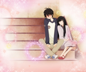 separate with comma and kimi ni todoke image
