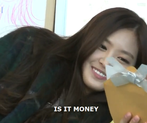 funny, kpop, and money image