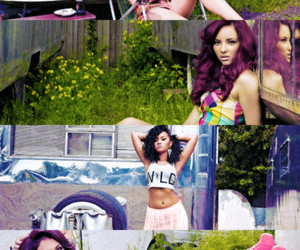 leigh-anne, perrie edwards, and jesy nelson image
