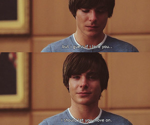 love, zac efron, and quotes image