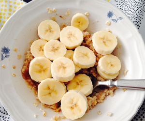 breakfast, diet, and fashion image