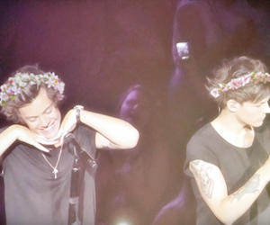 header, love, and larry image