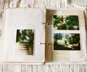book, photo, and vintage image