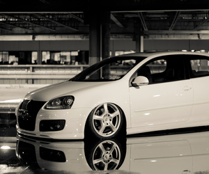 golf, tuning, and vw image