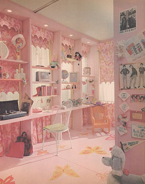 Image about pink in Room decor by Klarissa on We Heart It