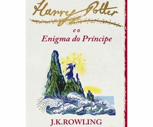 harry potter, enigma do principe, and jk rowling image