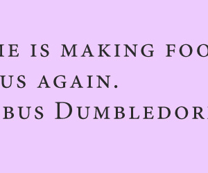 albus dumbledore, harry potter, and hermione granger image