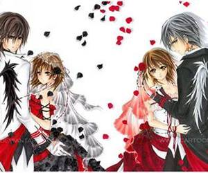 vampire knight, anime, and yuki image