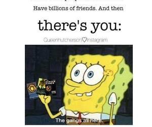 me, spongebob, and you image