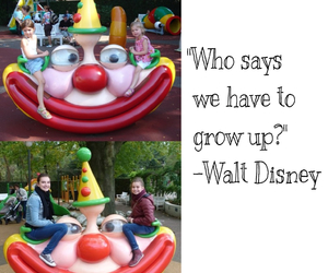 disney, growing up, and quote image