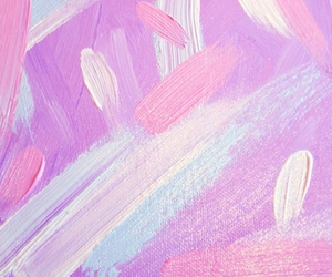 pink, background, and paint image