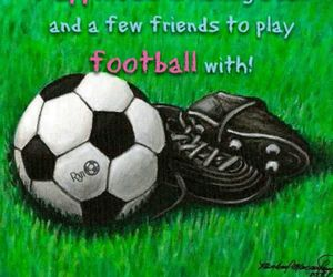 boy, quotes, and football image