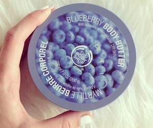 blueberry, body, and body butter image