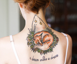 tattoo, Dream, and girl image