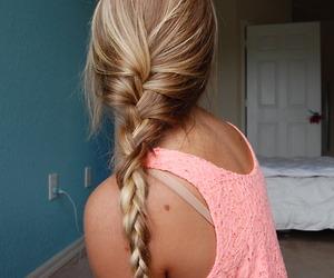 braids, justgirlythings, and cute image