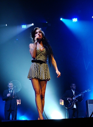 amy, Amy Winehouse, and music image