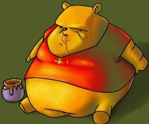 fat, funny, and honey image
