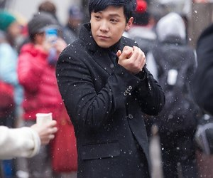 actor, cold, and dazzling image