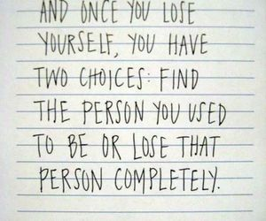 be yourself, choice, and fine image