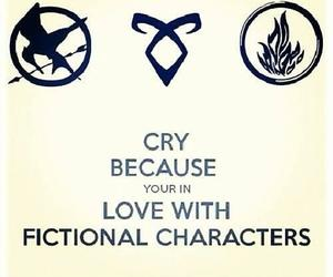 divergent, book, and the hunger games image