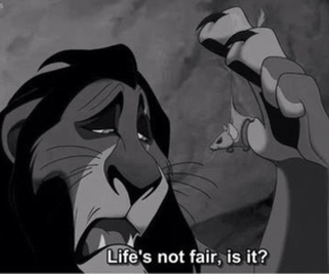 life, lion king, and quote image