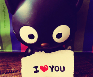 cat and I Love You image