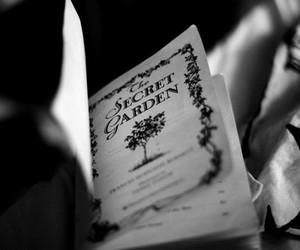 book, The Secret Garden, and secret garden image