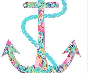 anchor, blue, and background image