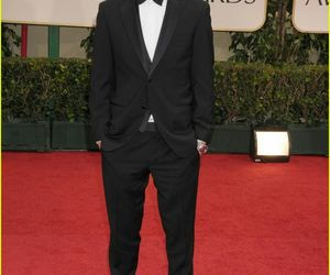 golden globe awards, evan peters, and love you image