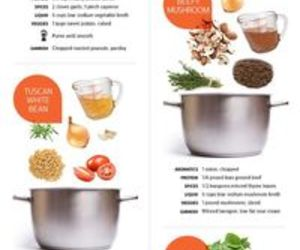 soup, healthy, and recipe image