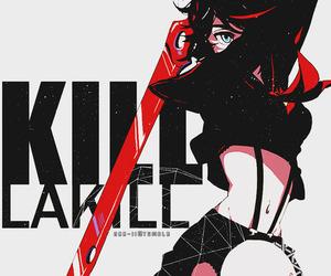 kill la kill and anime image