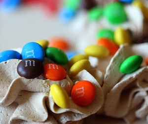 blanket, m&m, and m & m's image