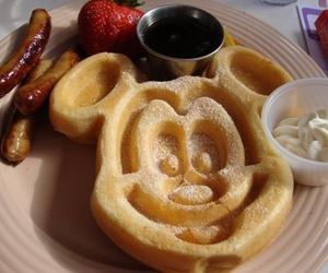 disney, food, and delicious image