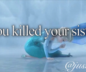 anna, crying, and disney image