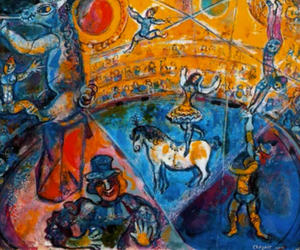 art and marc chagall image