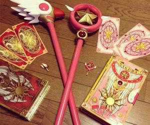 sakura, sakura card captor, and anime image