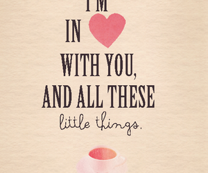 little things, one direction, and tumblr image